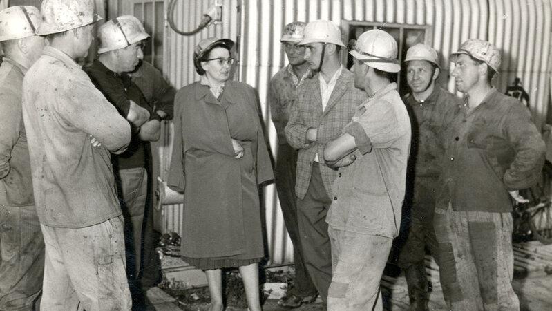 Margarethe Ottillinger: das bewegte Leben der ersten OMV Vorstandsdirektorin